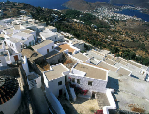 Patmos Island, a Retreat for relaxing and spirituality