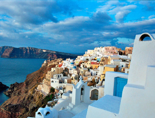 A Visual Journey to Island of Santorini
