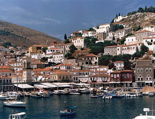 Saronic Islands of Greece