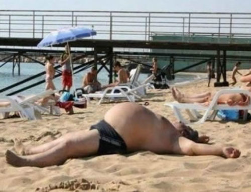 Greek Islands Economy, fat and non productive