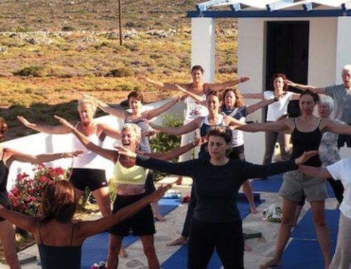Yoga Retreat Greek Islands – It Will Transform You