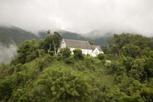 strawberry hill Jamaica travel