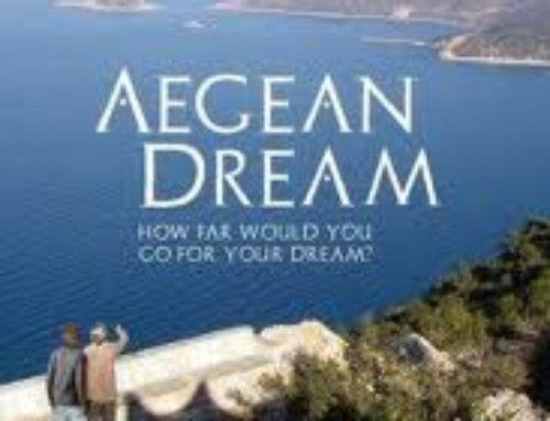 Dario Ciriello's 'Aegean Dream', a Greek Island Tale