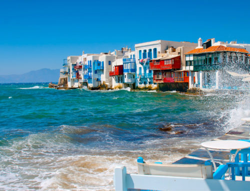 Mykonos, Experience the most cosmopolitan Greek Island