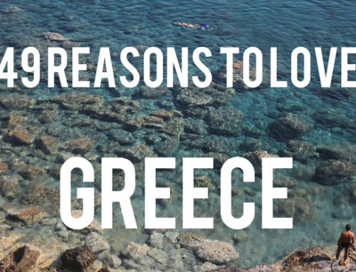 49 Reasons to Love Greece, but theres more ofcourse…