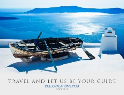 Delos Travel Greek Island Hopping Specialists