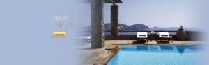 greek luxury villas