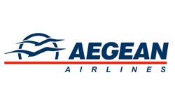 AEGEAN NYC flight to Athens