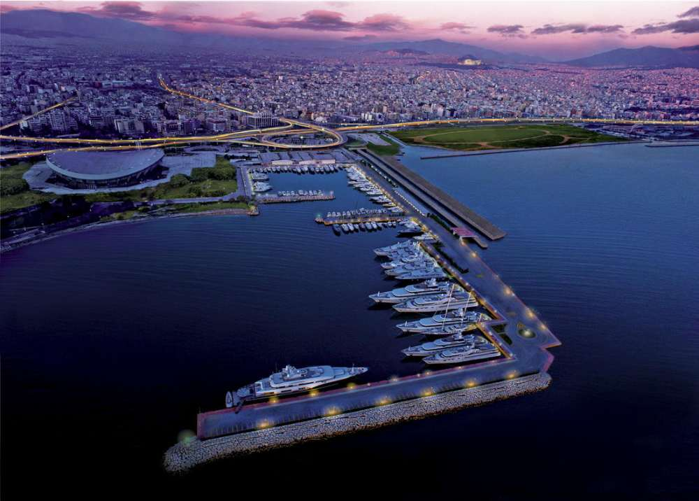Marinas Near athens - Athens Marina