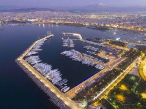 marinas near Athens